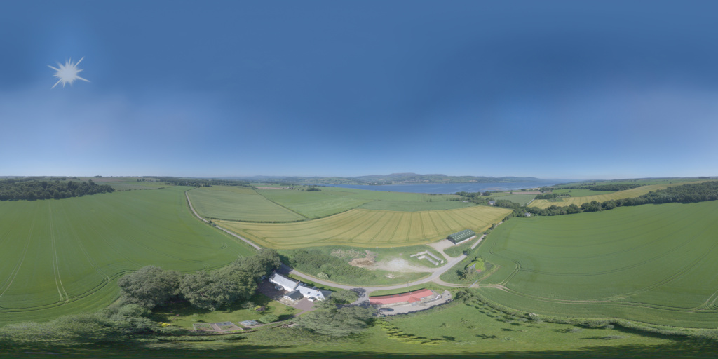 Drummondreach Panorama